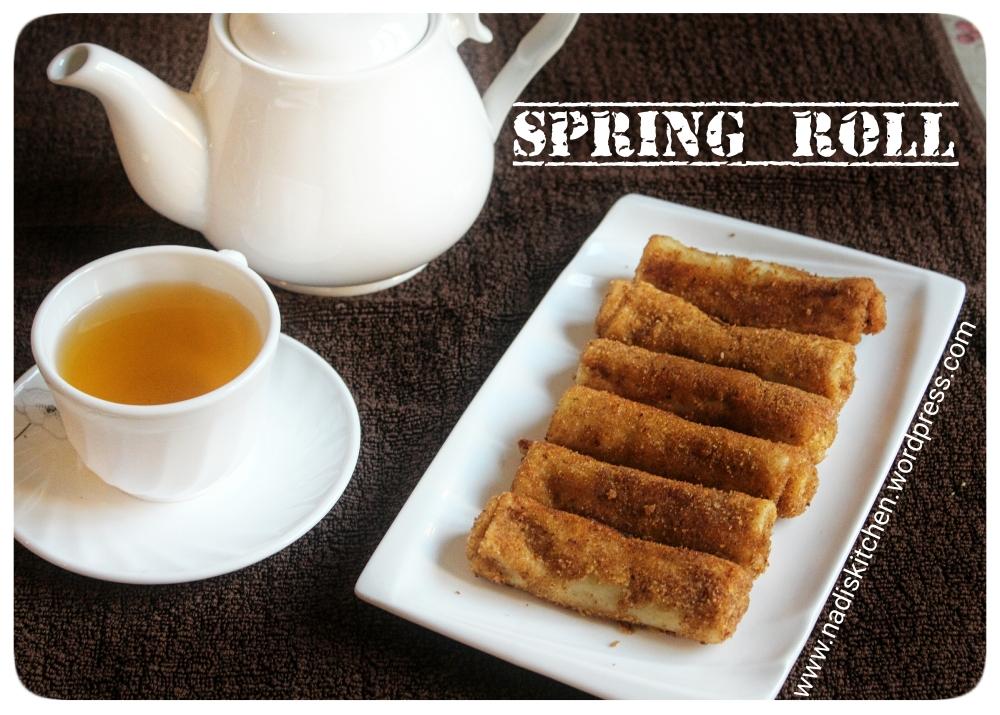 Spring roll (Malabar style)