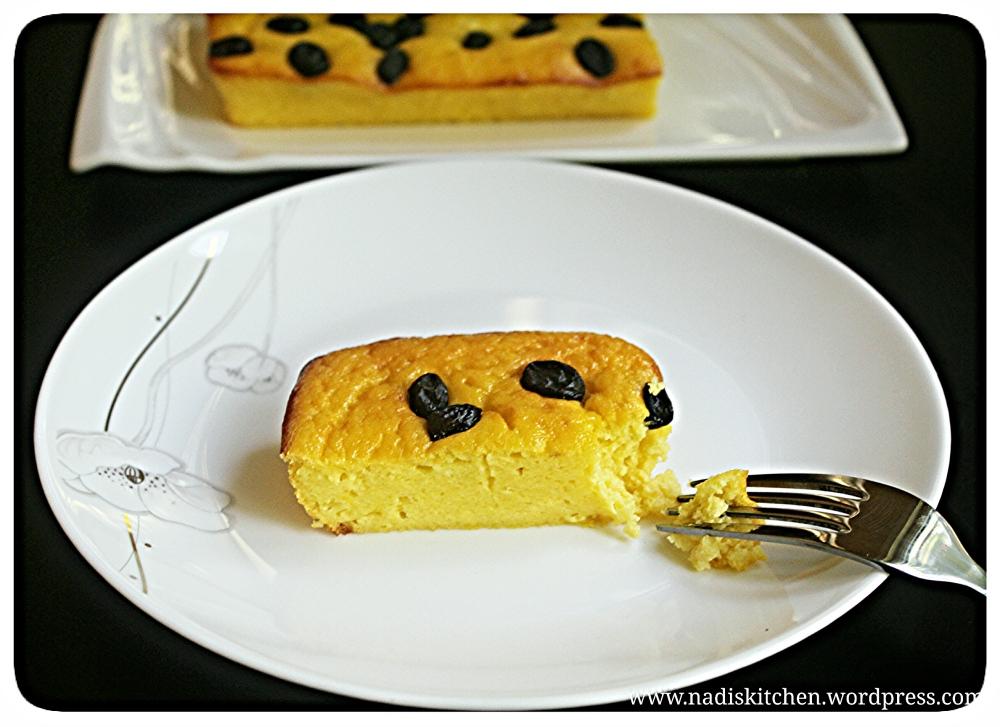 Farmer's cheese cheesecake / breakfast cheese cake