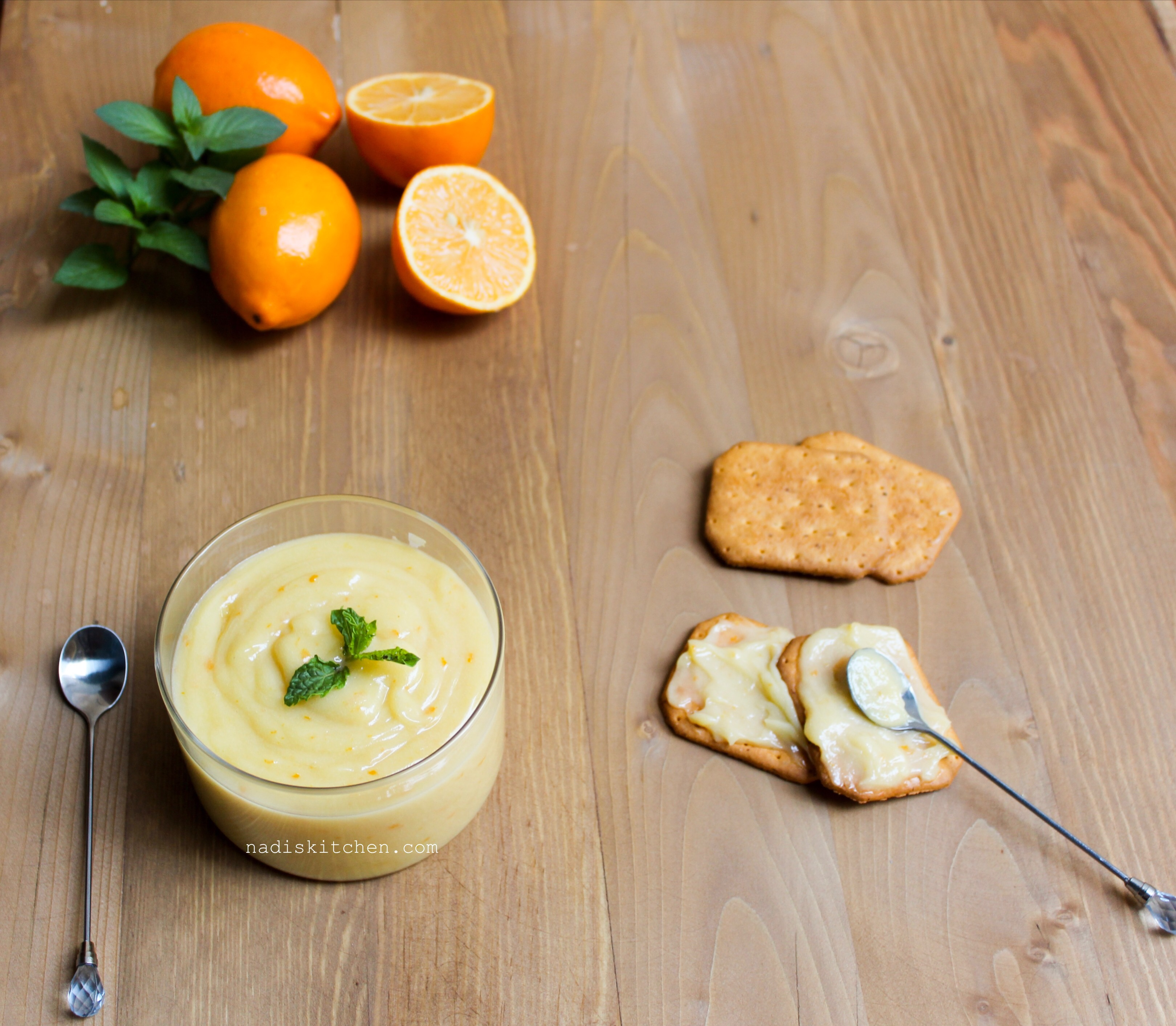 Easy homemade lemon curd from scratch