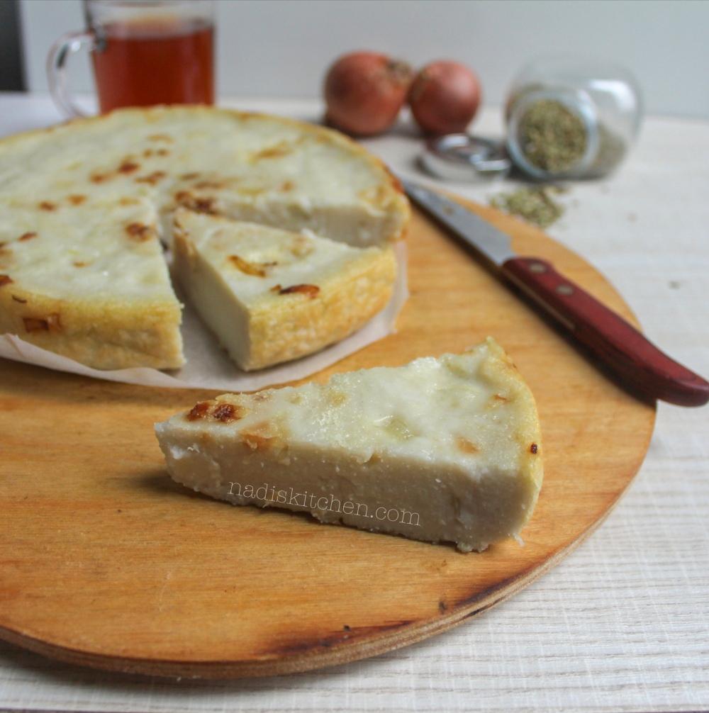 Unsweetened Kalathappam/Kalthappam(Rice cake)